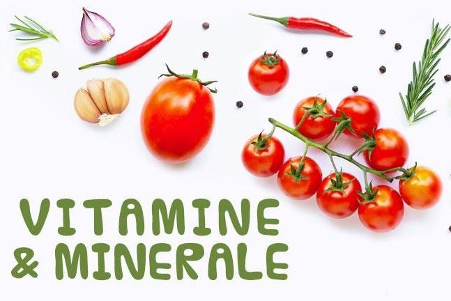 Vitamine si minerale pentru potenta