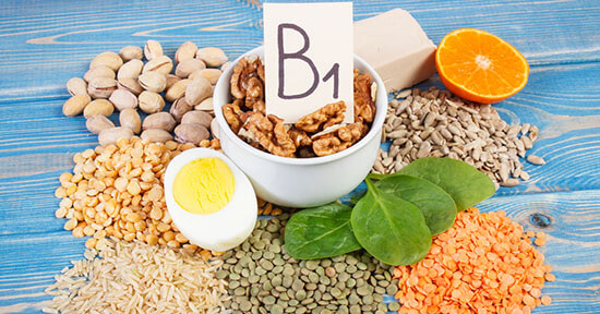 vitamina b1 si b6