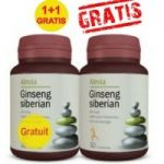 Ginseng Siberian, pachet promo, 30 capsule + 30 capsule gratis, Alevia