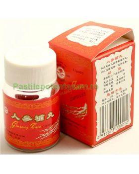 Ginseng tonic, 30 capsule, Sanye Intercom