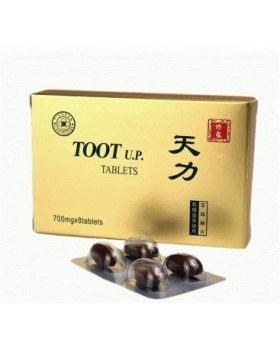 Tianli Ultra Power, 8 tablete, Toot Up