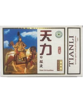 Tianli, 4 fiole x 10 ml, Tian Li oral lichid, Sanye Intercom