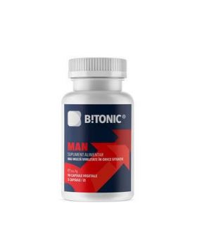 Bitonic Man, 90 capsule, Bitonic