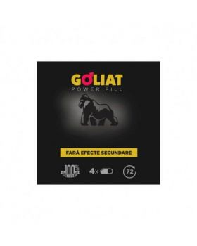 Goliat power pill, 4 capsule