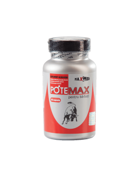 Potemax, 60 capsule - cresterea potentei la barbati