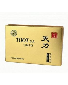 Toot U.P. 8 tablete (700mg), Sanye Intercom
