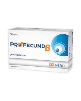 Profecund B, 30 capsule, Hyllan