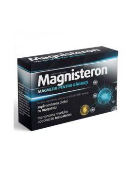 Magneziu pentru barbati - Magnisteron, 30 comprimate