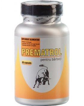 Prematrol, 60 capsule (Pentru EL)