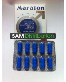 Maraton Forte, 4 pastile Maraton (pret, prospect) - Parapharm
